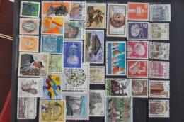 Bo 1 - 18 ++ LOT GESTEMPELD USED SEE SCAN. - Postzegels
