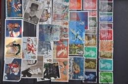 Bo 1 - 19 ++ LOT GESTEMPELD USED SEE SCAN. - Postzegels
