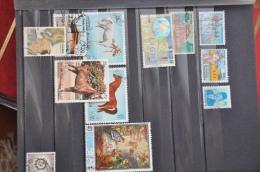 Bo 1 - 25 ++ LOT GESTEMPELD USED SEE SCAN. - Postzegels