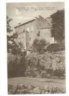 TAURIERS (Ardèche) - Vieux Château Helly - Forteresse XIIe - Largentière - Animée - Largentiere