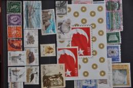 Bo 1 - 27 ++ LOT GESTEMPELD USED SEE SCAN. - Postzegels