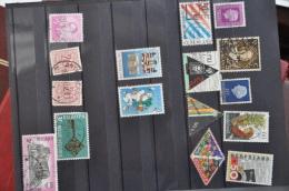 Bo 1 - 30 ++ LOT GESTEMPELD USED SEE SCAN. - Postzegels