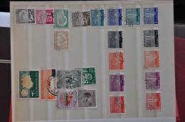 Bo 2 - 06 ++ LOT GESTEMPELD USED SEE SCAN. - Postzegels