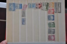 Bo 2 - 08 ++ LOT GESTEMPELD USED SEE SCAN. - Postzegels