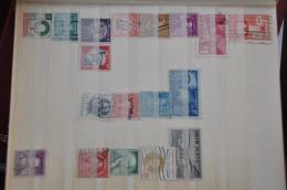 Bo 2 - 11 ++ LOT GESTEMPELD USED SEE SCAN. - Postzegels