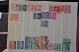 Bo 2 - 12 ++ LOT GESTEMPELD USED SEE SCAN. - Postzegels