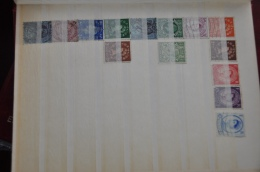 Bo 2 - 15 ++ LOT GESTEMPELD USED SEE SCAN. - Postzegels