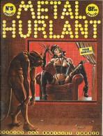 """Métal Hurlant""-revue N°5 Spécial -1976-TBE - Métal Hurlant"