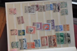 Bo 2 - 20 ++ LOT GESTEMPELD USED SEE SCAN. - Postzegels