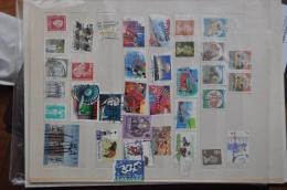 Bo 3 - 02 ++ LOT GESTEMPELD USED SEE SCAN. - Postzegels
