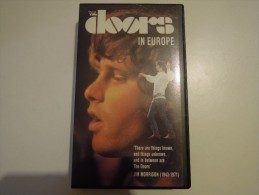 The Doors In Europe - Polygram 088 358 3 - Video Tapes (VHS)