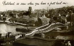 ROYAUME-UNI - GATESHEAD - CPA - N°10560 - Gateshead As Seen When You Have A Full Load Ow - Frys Cocoa - England