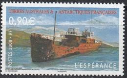 TAAF 2008 Yvert 503 Neuf ** Cote (2015) 3.60 Euro Epave De L´Espérance - Terres Australes Et Antarctiques Françaises (TAAF)