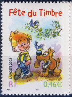 3467 BOULE Et BILL  NEUF ** ANNEE 2002 - France