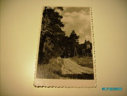 ORTHODOX CHURCH IN LATVIA ?    OLD REAL PHOTO POSTCARD , O - Churches & Cathedrals