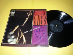 "Johnny Rivers""33t Vinyle""John Lee Hooker"" - Blues"