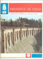 "Revue "" Province De Liège"" N° 73 De 1968 - Robertville - La Gleize, Stavelot . Sart, Visé, Aywaille, Tilff, Welkenraedt, - Tourism"