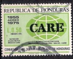 B182 - Honduras 1975 - The 20th Anniversary Of CARE In Honduras Used - Honduras