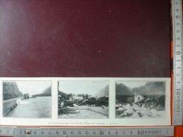 /34 Nel 1910 L'Inondazione In Valle D'Aosta - Ohne Zuordnung