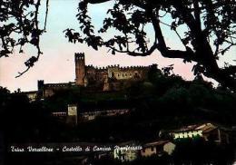 Trino Vercellese     H617       Castello Di Camino Monferrato - Italy