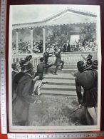 1899/4 Nel 1899 Scandalo D'Auteuil Presidente Loubet Aggredito Barone Christiani - Ohne Zuordnung