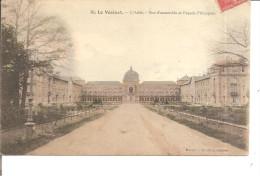 LE VESINET   L'asile , Vue D'ensemble Et Façade Principale , Colorisée - Le Vésinet
