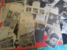 Coupures De Presse/Cinéma/Vadim-Stroyberg/Bardot/Celle Qui Remplace Brigitte Dans Le Coeur De Vadim/1957     CIN35 - Zeitungen