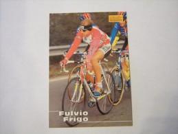 FIGURINA TIPO CARDS MERLIN ULTIMATE, CICLISMO, 1996,  CARD´S N° 207 FULVIO FRIGO - Ciclismo