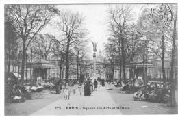 9  PARIS SQUARE DES ARTS ET METIERS - Arrondissement: 03