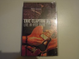 Eric Clapton - Live In Hyde Park - Warner 7599 38485 3 - Video Tapes (VHS)