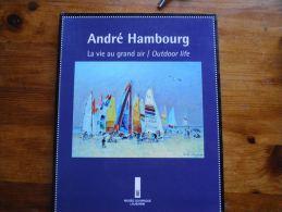 ANDRE HAMBOURG  La Vie Au Grand Air / Outdoor Life - Art