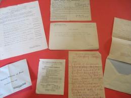 Documents De L'hôpital Américain/Cinéma/Vadim-Stroyberg/Accouchement Et Naissance De Nathalie Plemannikov/1957     CIN42 - Zeitungen