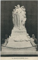 Gard : La Grand Combe, Le Monument Aux Morts - La Grand-Combe
