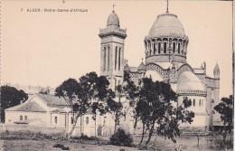Algeria Alger Notre-Dame d'Afrique
