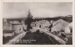VASSIEU EN VERCORS  ( 26 ) Ruines De Juillet 1944  ( Port Gratuit ) - Francia