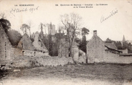 CREULLY - Le Château Et Le Vieux Moulin - France