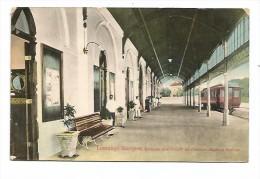 AFD.0041/ Lourenço Marques - Railway Station - Gare - Mozambique