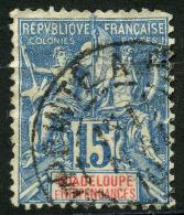 Guadeloupe (1892) N 32 (o) - Oblitérés