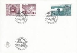Sweden - UPU   Centenary Of Universal Postal Union.    Fdc.  H-688 - Post
