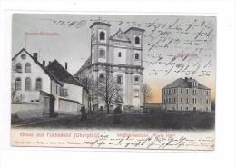 8611 - GRUSS AUS FUCHSMUHL (Oberpfalz) - Altri