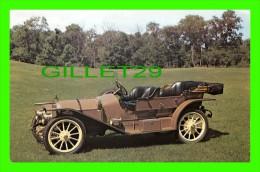 """PASSENGERS CARS - 1911 MERCER """"30M"""" TOY TONNEAU - MR. MILES COVERDALE OF BROOKVILLE, NY - - Voitures De Tourisme"""