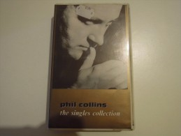 Phil Collins - The Singles Collection - Wea 257006 3 - Video Tapes (VHS)