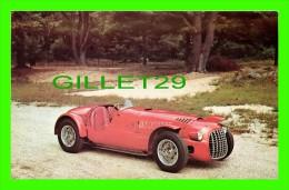 """PASSENGERS CARS - 1947-8  FERRARI """"166"""" SPYDER CORSA SERIAL No 004c - HENRY AUSTIN CLARK JR COLLECTION - - Voitures De Tourisme"""