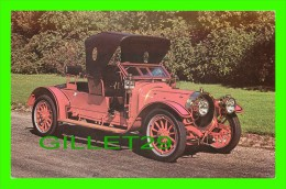 PASSENGERS CARS - 1912 DELAUNEY-BELLEVILLE 6-CYL ROADSTER BY BREWSTER - COLLECTION BURTON H. UPJOHN - - Voitures De Tourisme