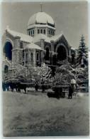 51036582 - CHAUX-DE-FONDS - La Synagogue Sous La Neige - Carte Photo - NE Neuenburg