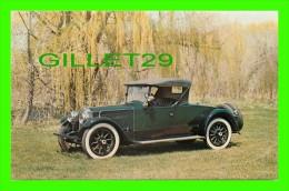 PASSENGERS CARS - 1922 PACKARD TWINN-SIX RUNABOUT - COLLECTION PAUL J. TUSEK - - Voitures De Tourisme