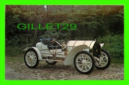 """PASSENGERS CARS - 1906 PUNGS-FINCH """"LIMITED"""" ROADSTER SINGLE PROTO-TYPE - HENRY AUSTIN CLARK JR - - Voitures De Tourisme"""
