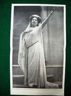 Nel 1911 A Milano - Ester Mazzoleni Ne La Vestale Al Teatro La Scala - Ohne Zuordnung
