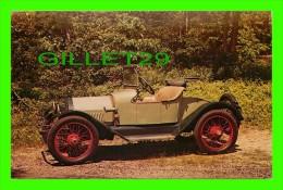"""PASSENGERS CARS - 1915 CHEVRELET """"AMESBURY SPECIAL"""" ROADSTER - HENRY AUSTIN JR COLLECTION - - Voitures De Tourisme"""