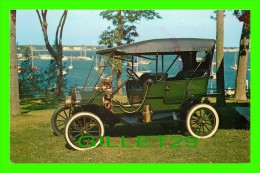 PASSENGERS CARS - 1909 FORD MODEL T TOURING CAR - COLLECTION JOHN H. HOVEY - - Voitures De Tourisme